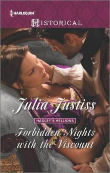 Forbidden Nights with the Viscount av Julia Justiss (Heftet)