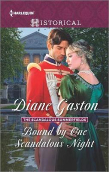 Bound by One Scandalous Night av Diane Gaston (Heftet)