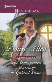 The Unexpected Marriage of Gabriel Stone av Louise Allen (Heftet)