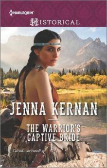The Warrior's Captive Bride av Jenna Kernan (Heftet)