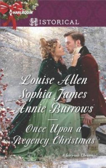 Once Upon a Regency Christmas av Louise Allen, Sophia James og Annie Burrows (Heftet)