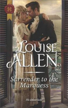Surrender to the Marquess av Louise Allen (Heftet)