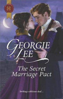 The Secret Marriage Pact av Georgie Lee (Heftet)