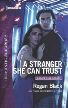 A Stranger She Can Trust av Regan Black (Heftet)
