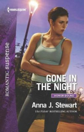 Gone in the Night av Anna J. Stewart (Heftet)