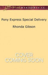 Omslag - Pony Express Special Delivery