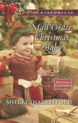 Omslag - Mail-Order Christmas Baby