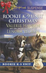 Omslag - Rookie K-9 Unit Christmas