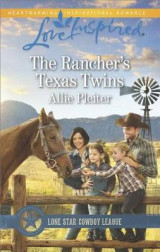 Omslag - The Rancher's Texas Twins