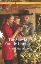 Omslag - The Cowboy's Family Christmas