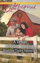 Omslag - A Texas Holiday Reunion