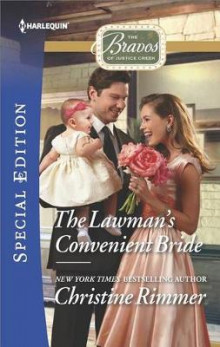 The Lawman's Convenient Bride av Christine Rimmer (Heftet)