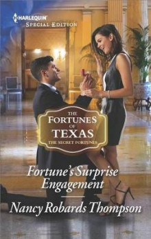 Fortune's Surprise Engagement av Nancy Robards Thompson (Heftet)