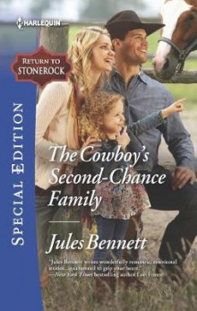 The Cowboy's Second-Chance Family av Jules Bennett (Heftet)
