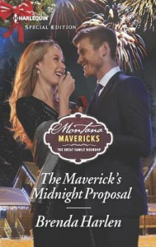 The Maverick's Midnight Proposal av Brenda Harlen (Heftet)