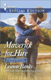 Maverick for Hire av Leanne Banks (Heftet)