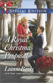 A Royal Christmas Proposal av Leanne Banks (Heftet)