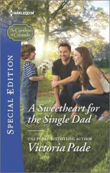 A Sweetheart for the Single Dad av Victoria Pade (Heftet)