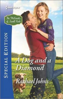A Dog and a Diamond av Rachael Johns (Heftet)