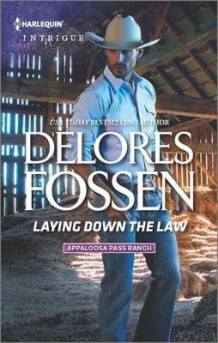 Laying Down the Law av Delores Fossen (Heftet)