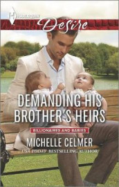 Demanding His Brother's Heirs av Michelle Celmer (Heftet)