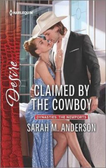 Claimed by the Cowboy av Sarah M Anderson (Heftet)