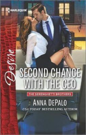 Second Chance with the CEO av Anna Depalo (Heftet)