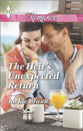 The Heir's Unexpected Return av Jackie Braun (Heftet)