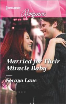 Married for Their Miracle Baby av Jennie Adams og Soraya Lane (Heftet)