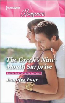 The Greek's Nine-Month Surprise av Jennifer Faye (Heftet)