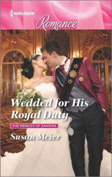 Wedded for His Royal Duty av Susan Meier (Heftet)