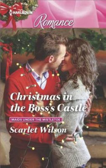 Christmas in the Boss's Castle av Scarlet Wilson (Heftet)