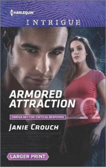 Armored Attraction av Janie Crouch (Heftet)