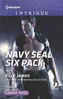 Navy Seal Six Pack av Elle James (Heftet)