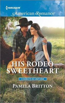 His Rodeo Sweetheart av Pamela Britton (Heftet)