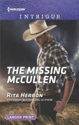 Omslag - The Missing McCullen