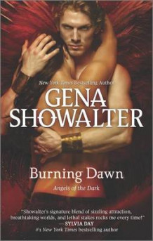 Burning Dawn av Gena Showalter (Heftet)