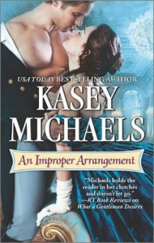 An Improper Arrangement av Kasey Michaels (Heftet)