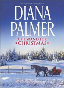 A Husband for Christmas av Diana Palmer (Innbundet)