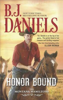 Honor Bound av B J Daniels (Heftet)