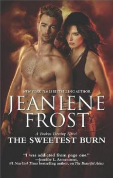 The Sweetest Burn av Jeaniene Frost (Heftet)
