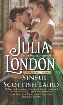 Sinful Scottish Laird av Julia London (Heftet)