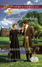 The Captain's Courtship av Regina Scott (Heftet)
