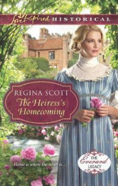 The Heiress's Homecoming av Regina Scott (Heftet)