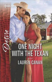 One Night with the Texan av Lauren Canan (Heftet)