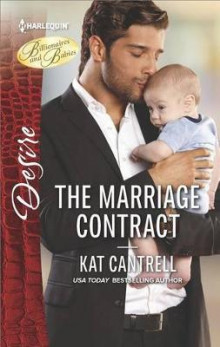 The Marriage Contract av Kat Cantrell (Heftet)