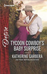 Omslag - Tycoon Cowboy's Baby Surprise