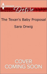 Omslag - The Texan's Baby Proposal