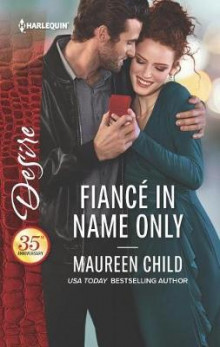 Fiance in Name Only av Maureen Child (Heftet)