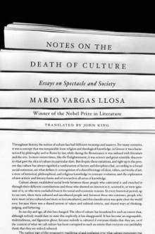 Notes on the Death of Culture av Mario Vargas Llosa (Innbundet)